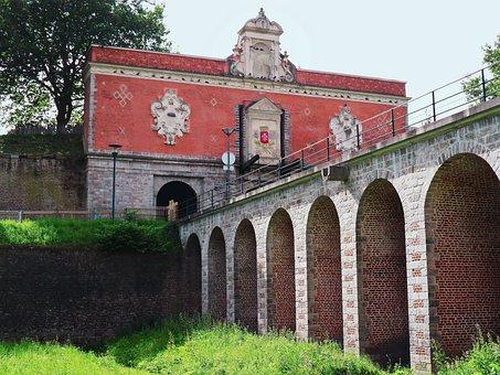 Lille, Door Ghent, Fortification, Bridge, Ramp