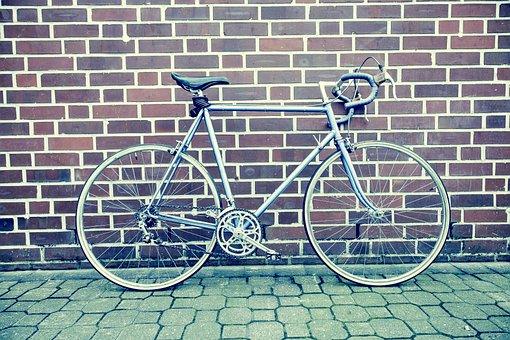 Road Bike, Bike, Fixie, Fixed Gear, Single Speed
