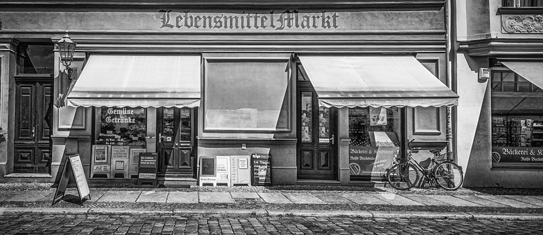 Berlin, Black And White, Road, Music, Business