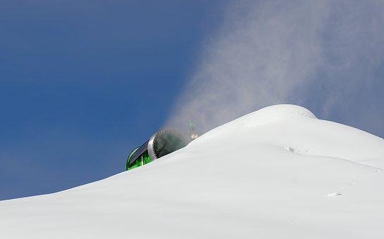 Snow Cannon, Artificial Snow, Snow, Winter Sports
