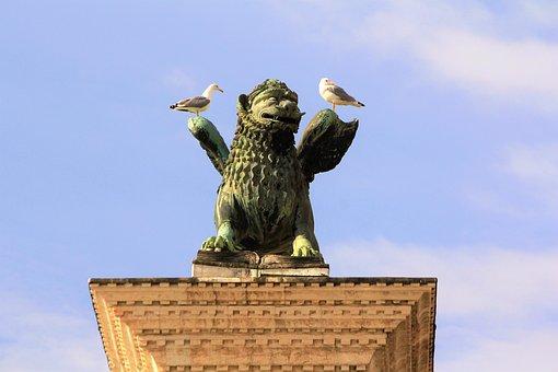 Monument, Statue, Memory, Commemorate, Artwork