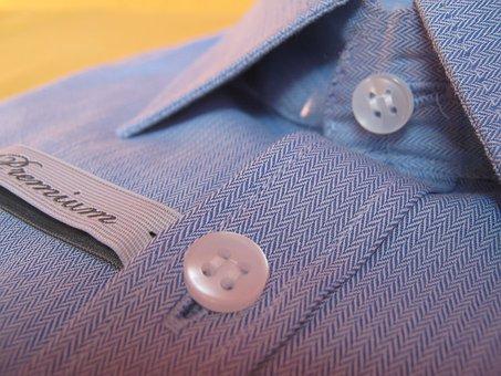 Premium, Premium Shirt, T-shirt, Shirt, Blue Shirt