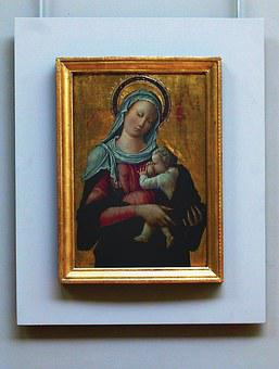 Picture, Painting, The Art Of, The Museum, Louvre