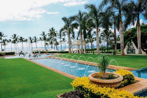 Resort, Hotel, Vacation, Travel, Tourism, Luxury Hotel