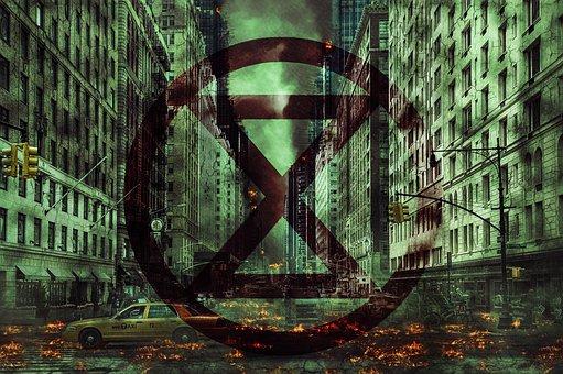Climate Change, Environment, Extinction, Rebellion