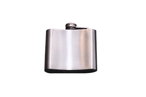 Hip Flask, Alcohol, Wartime Equipment