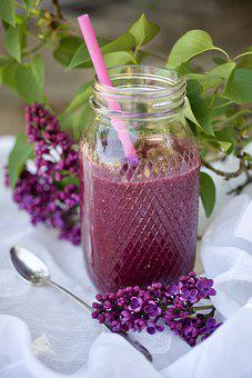 Smoothie, Beetroot, Detox, Juice, Vitamins, Healthy