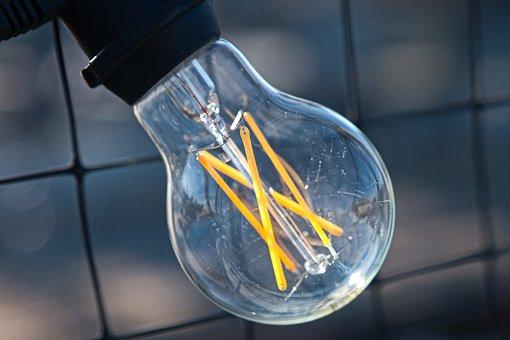 Bulb, Lamp, Lighting, Light, Energy, Fiber, Electric