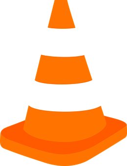 Cone, Collective Protection, Signaling, Traffic