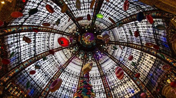 Paris, Lafayette, Europe, Travel, Monument, Tourism
