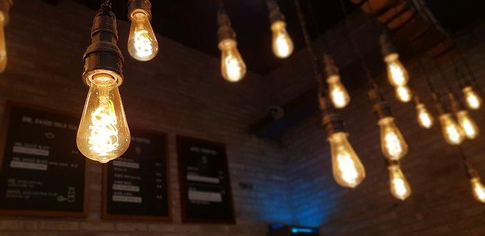 Light Fixtures, Light, Lighting, Light Bulb