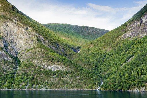 Norway, Fjords, Landscape, Scandinavia