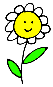 Flower, Smile, Meadow, Happy, Peace