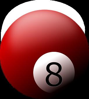 Ball, Eight, 8, Pool, Game