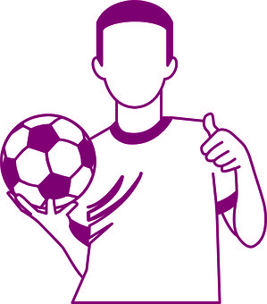 Kid Is A Sports Fan, Sport, Player