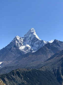 Amadabalam, Everest, Tour, Trekking, Mountain