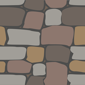 Rubble, Masonry, Wall, Pattern, Tile, Background, Fill