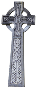 Celtic, Cross, Trans, Transparent, Crucifix, Tall