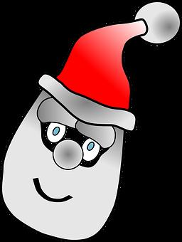 Santa, Christmas, Holiday, Claus, Season, December