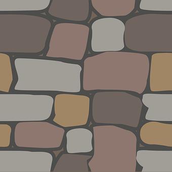 Rubble, Masonry, Wall, Pattern, Tile