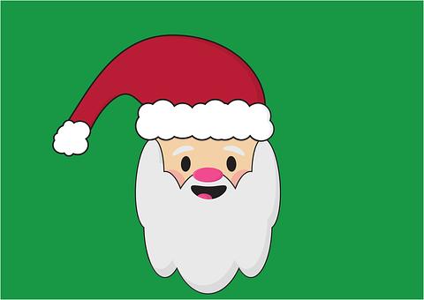 Santa, December, Costume, Christmas, Tradition