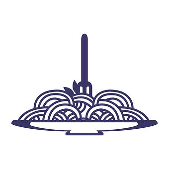 Pasta, Spaghetti, Food, Delicious, Fork, Plate