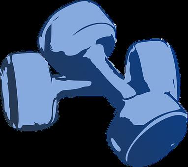 Dumbbell, Fitness, Hantelki, Gym, Training, Health