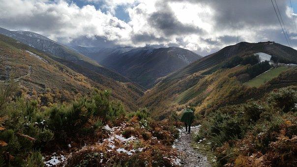 Spain, To Walk Through Europe, Hiking, Camino Del Norte