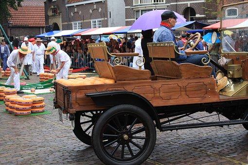 Edam, Cheese, Holland, Tradition