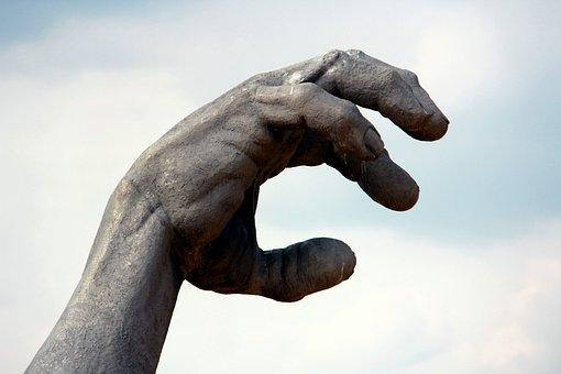 National Harbor, Md, Hand, The Awakening