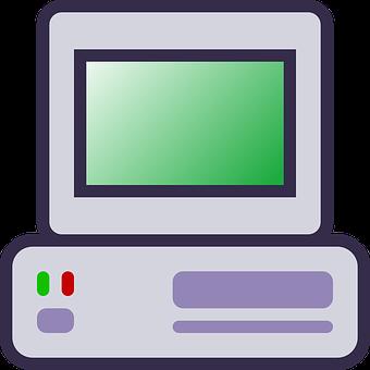 Computer, Server, Screen, Network, Internet, Technology