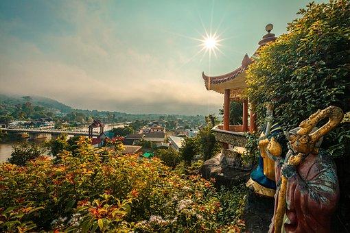 Asia, Thailand, Thaton, Northern Thailand, Outdoor