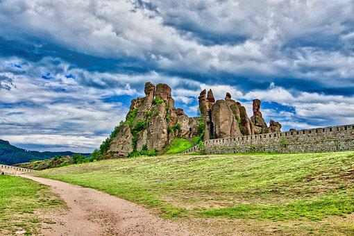 Fortress, Summit, Castle, Nature, Imposing, Historical