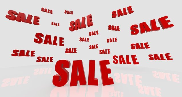 Sale, Deal, Advertisement, Clearance, Discount