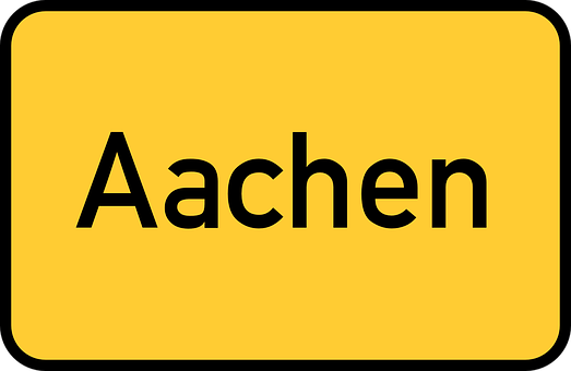 Aachen, Aix-la-chapelle, North Rhine-westphalia