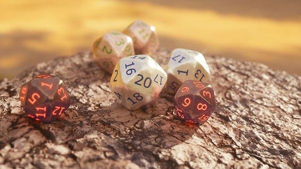 Games, Dice, Play, Gamble, Success, Casino, Fun, Bet