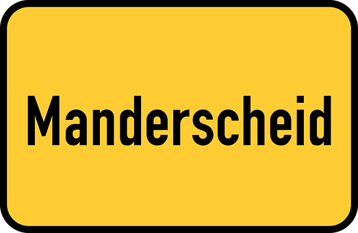 Spa, Rhineland-Palatinate, Manderscheid