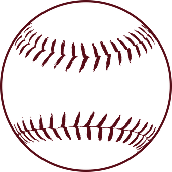 Baseball, Stitches, Softball, Ball
