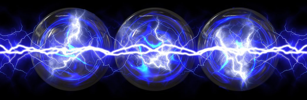 Current, Electric Charge, Electricity, Wave, Energy