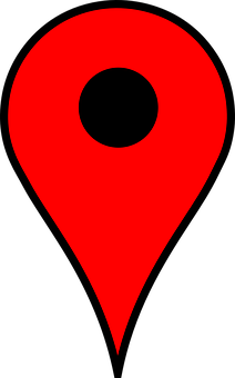 Location, Poi, Pin, Marker, Position, Red, Map