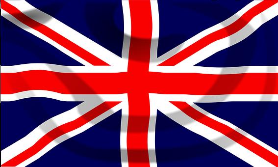 Flag, Union Jack, England, Uk, London, Britain, Symbol