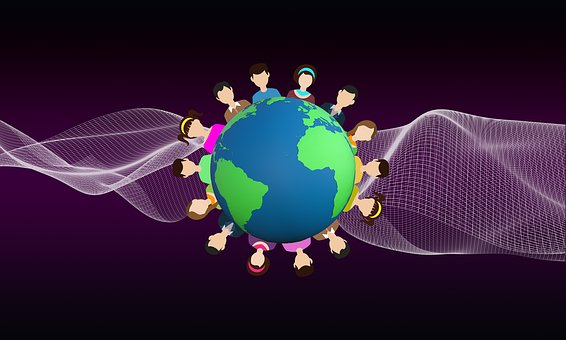 Network, Community, Connection, Communication, Internet