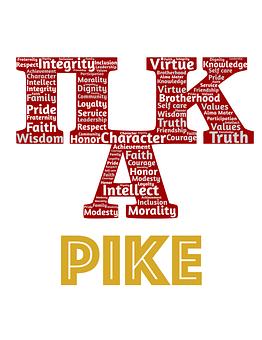 Pi Kappa Alpha, Pike, Fraternity, Qualities, Integrity