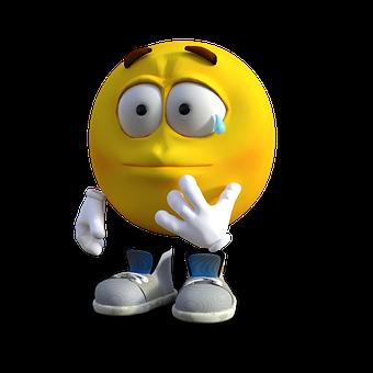 Emoji, Smiley, Comic, Yellow, Face, Emoticon, Emotion