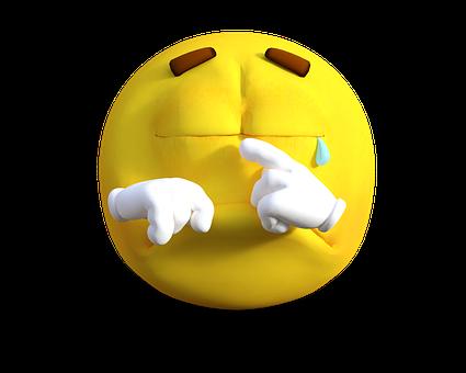 Emoticon, Smiley, Yellow, Ball, Happy, Emoji, Emotion