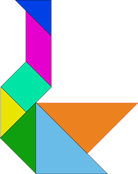 Shapes, Blocks, Puzzles, Pieces, Games, Constructions