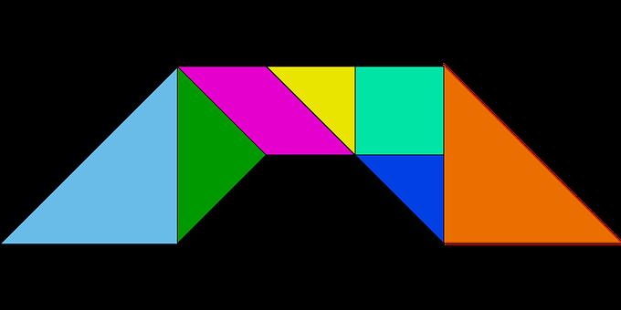Shapes, Blocks, Puzzles, Pieces, Constructions, Games