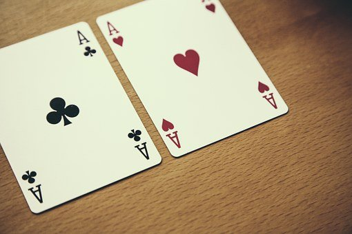 Texas Hold'em, Poker, Ace, Card Game, Gambling, Casino
