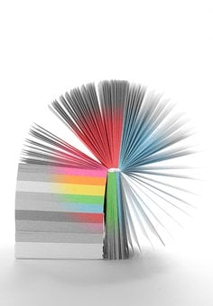 Colored, Colors, Multicolored, Rainbow, Index, Office