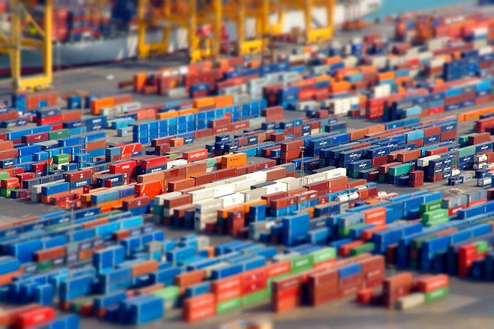 Container, Port, Barcelona, Container Platform